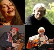 Regina Lindinger (o.l.), Manfred Pohlmann (o.r.), Yannick Monot (u.l.) und René Egles (u.r.) NEU