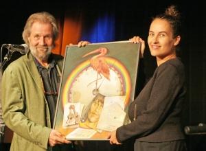 Michael Kleff & Maike Rosa Vogel 2013-03_© Ingo Nordhofen Kopie