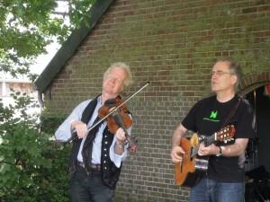 Johan Meijer und Jos Koning 2 F-Diete Oudesluijs