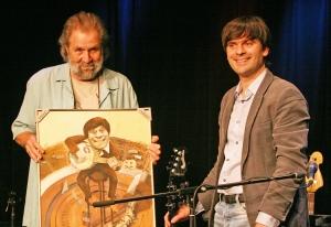 Michael Kleff & Christoph Theu+ƒl 2014-03_Ingo Nordhofen