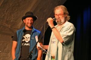 Michael Kleff & Heinz Ratz 2014-01_Ingo Nordhofen