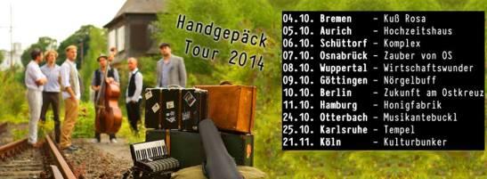 Schlagsaite Tour