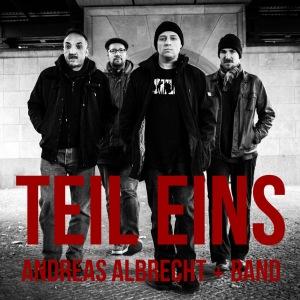 CD-Cover Andreas Albrecht - Teil1 klein