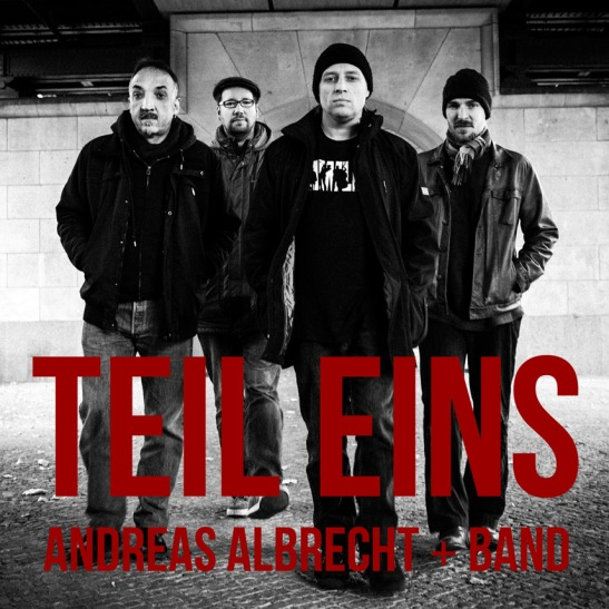 CD-Cover Andreas Albrecht - Teil1 klein